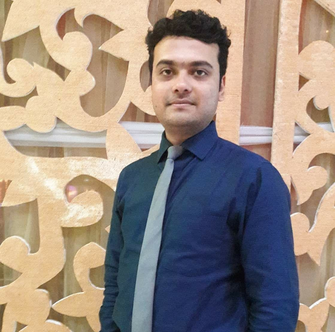 Md. Shahadat Hossain(Marketing Executive)